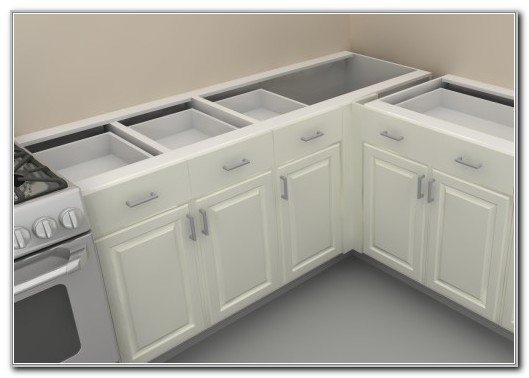 Blind Corner Base Cabinet Solutions