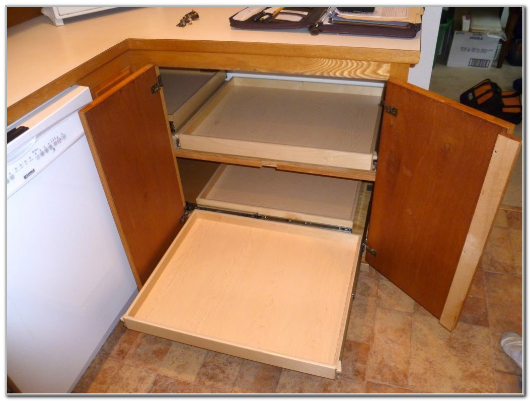 Blind Corner Kitchen Cabinet Ideas