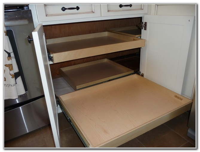 Blind Corner Kitchen Cabinet Solutions