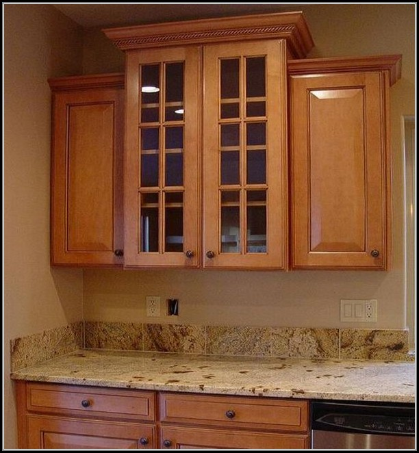 Crown Molding Ideas For Kitchen Cabinets