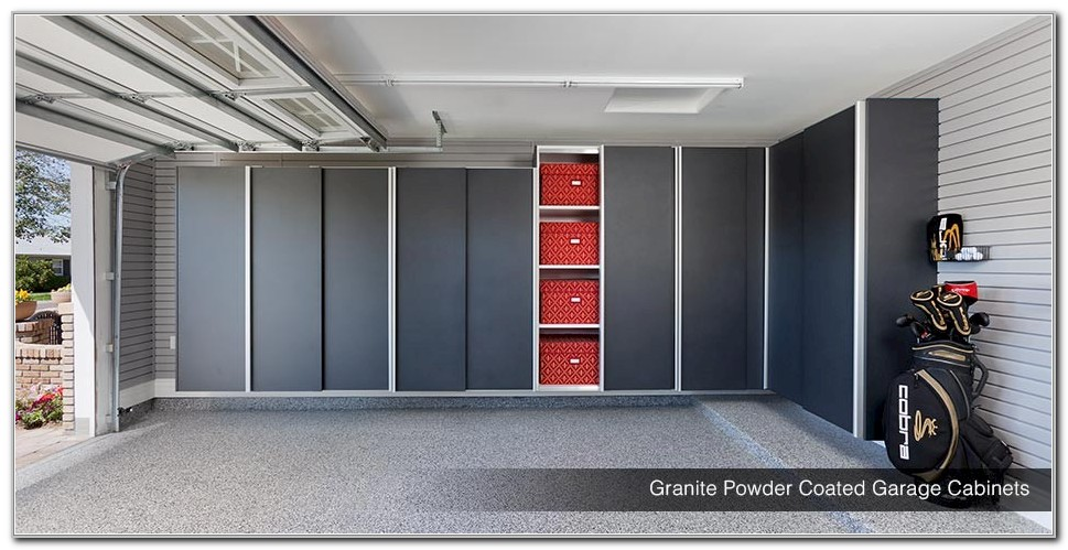 Custom Garage Cabinets San Jose