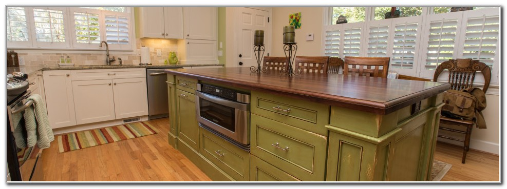 Custom Kitchen Cabinets Charleston Sc