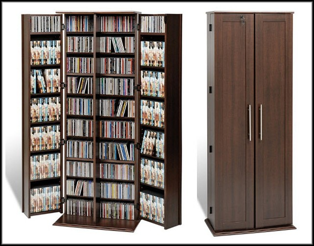 Dvd Cabinet With Doors