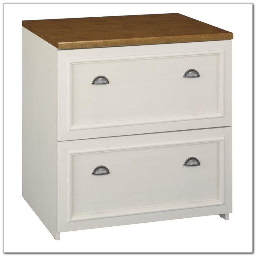 Fairview 2 Drawer Lateral Wood File Cabinet
