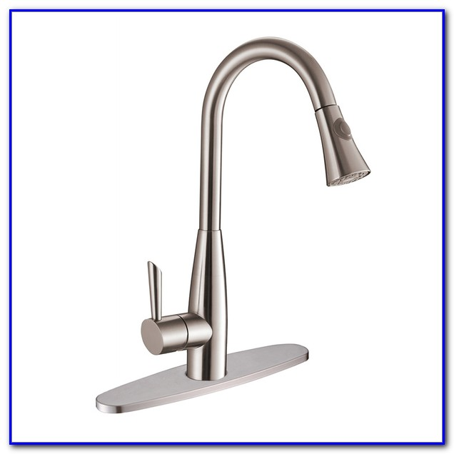 Faucet Deck Plate Stainless Steel
