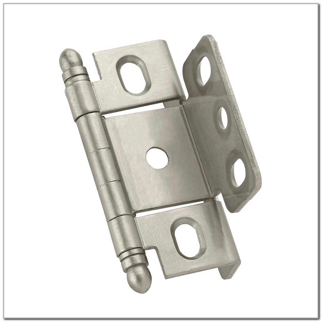 Full Inset Cabinet Hinges