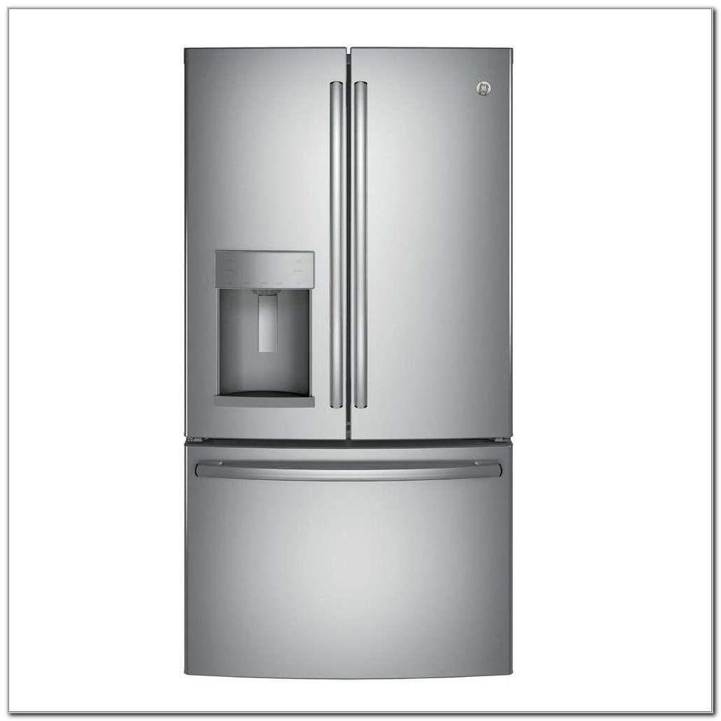 Ge Counter Depth Refrigerator Stainless Steel