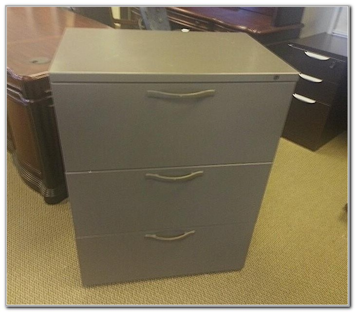 Herman Miller File Cabinets Used