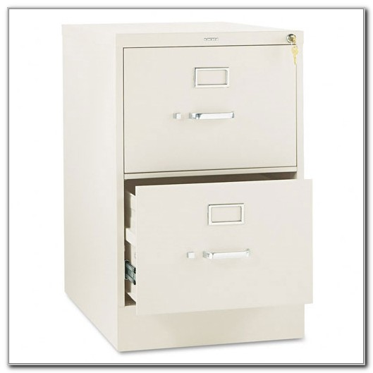 Hon 2 Drawer Legal File Cabinet