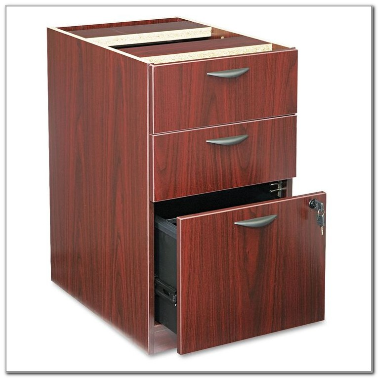 Hon 3 Drawer Legal File Cabinet