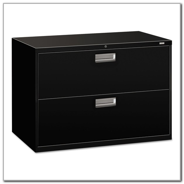 Hon 42 2 Drawer Lateral File Cabinet