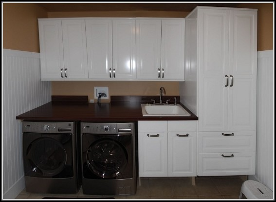 Ikea Laundry Room Sink Cabinet