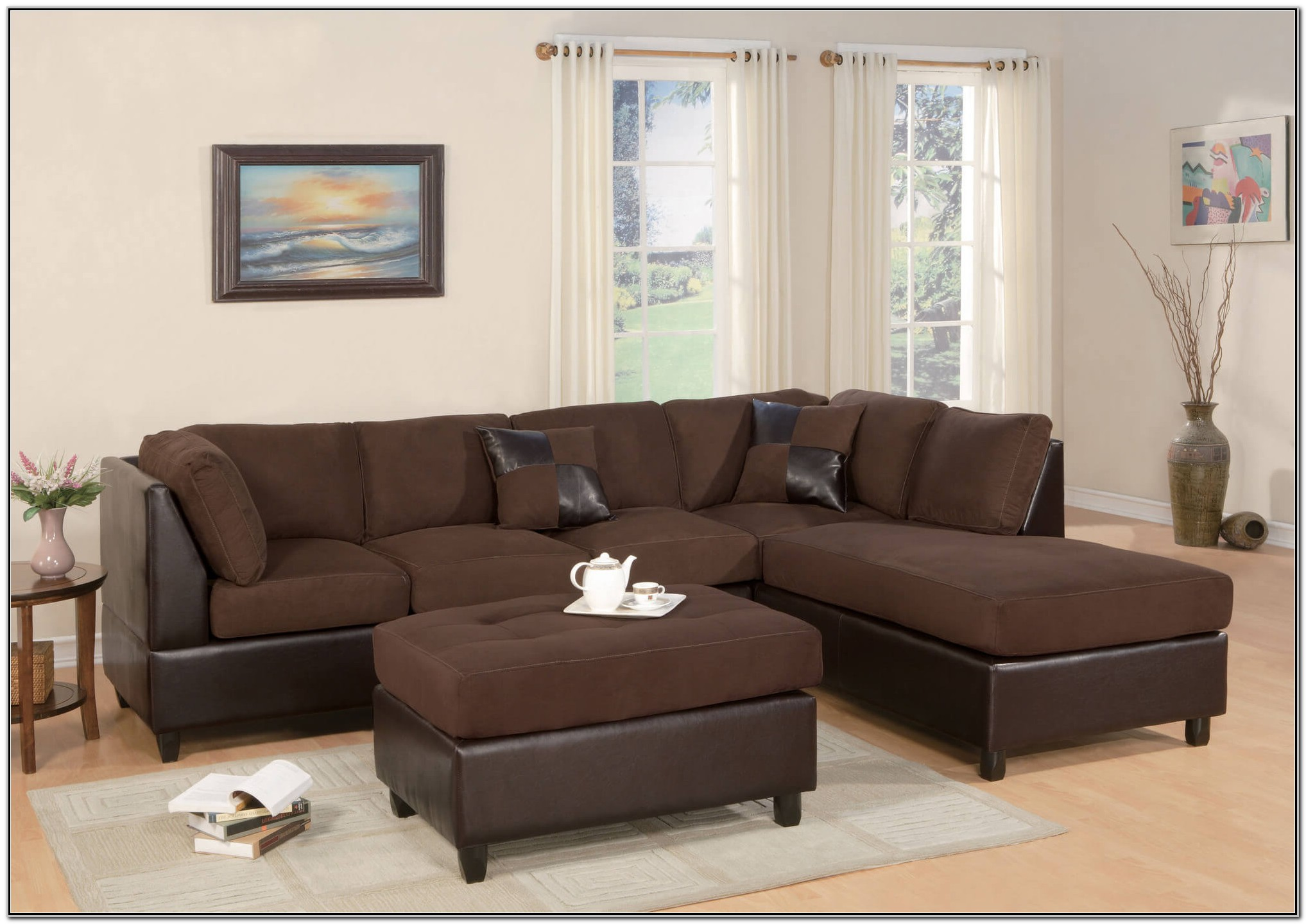 Inexpensive Living Room Sectionals