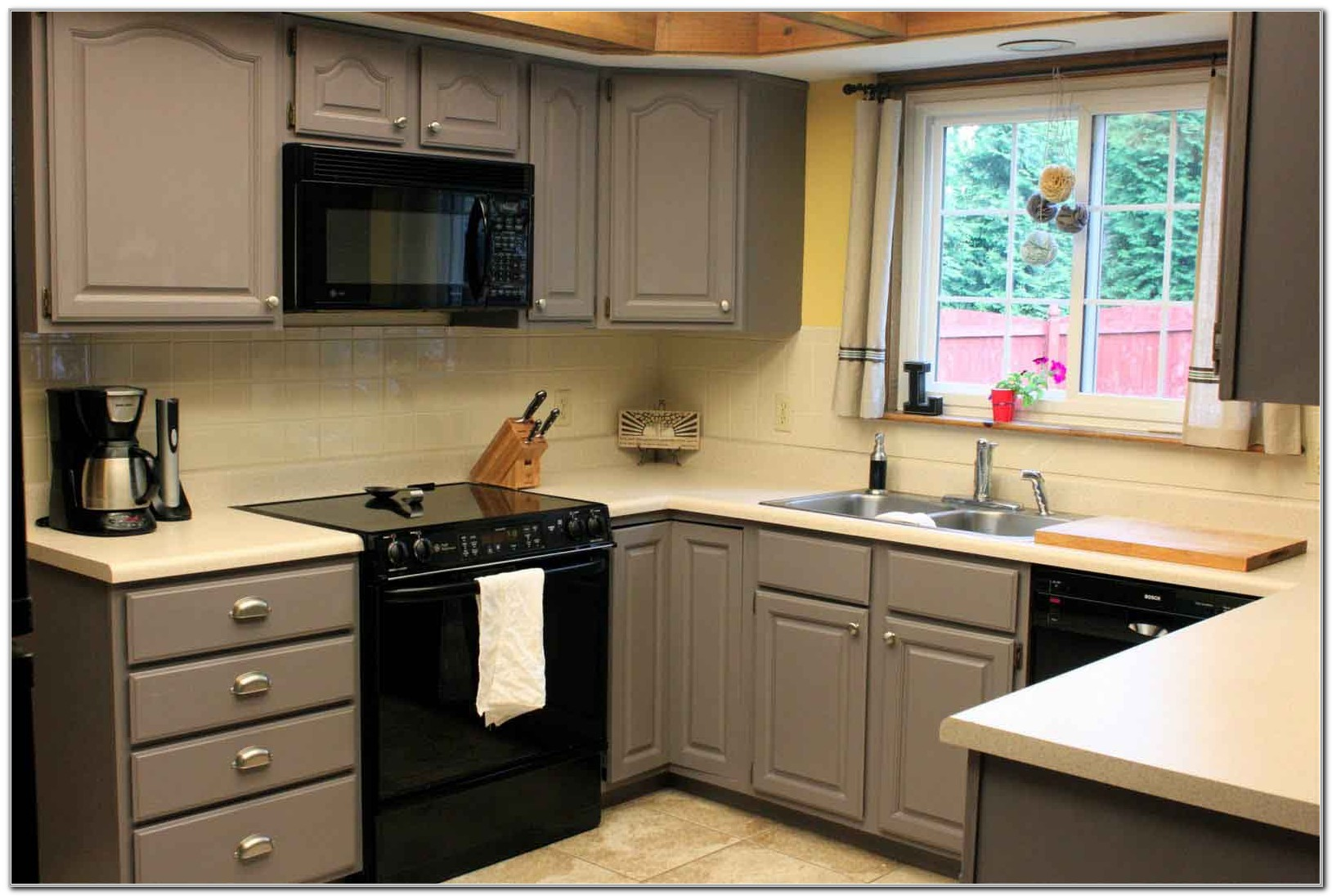 Kitchen Cabinets Painting Ideas Colors