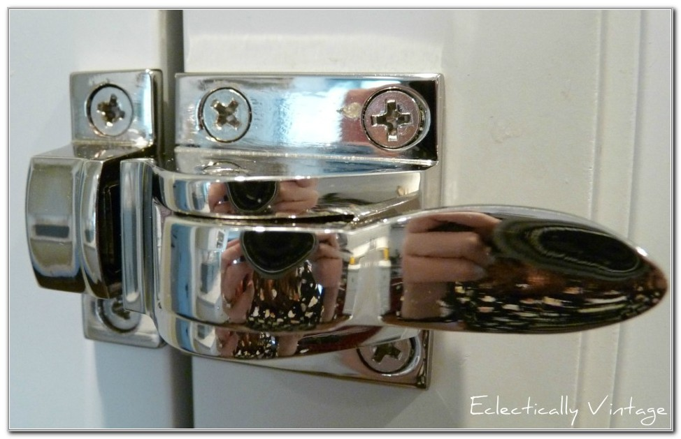 Old Fashioned Kitchen Cabinet Latches
