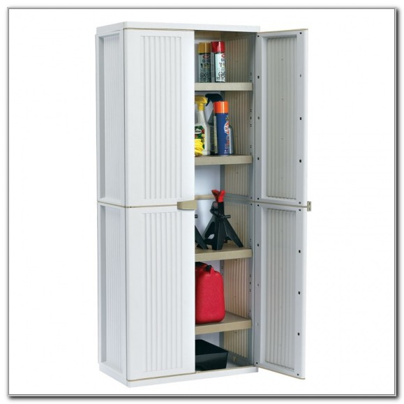 Plastic Storage Cabinets For Garage