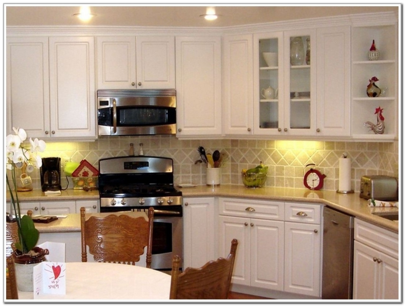 Refacing Laminate Kitchen Cabinet Doors