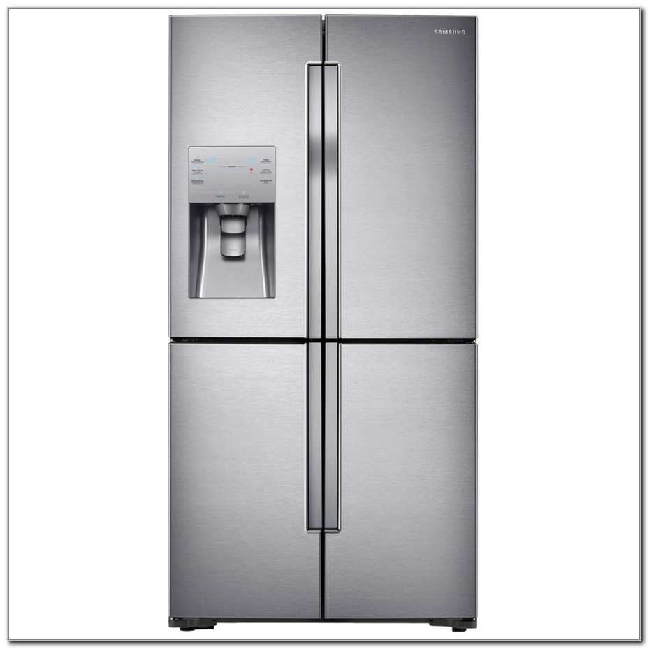 Samsung Counter Depth Refrigerator 4 Door