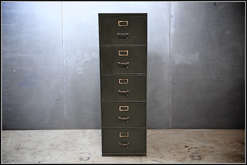 Shaw Walker File Cabinet