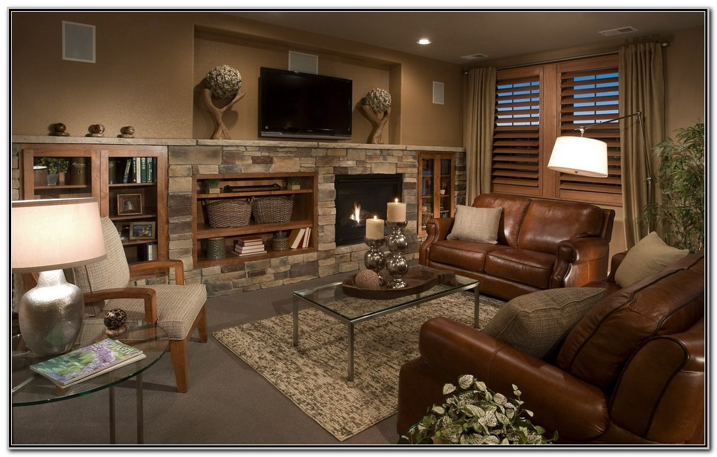 Traditional Living Room Ideas With Fireplace