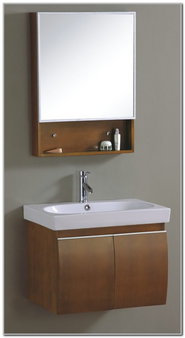 Vanity Wall Cabinets For Bathrooms