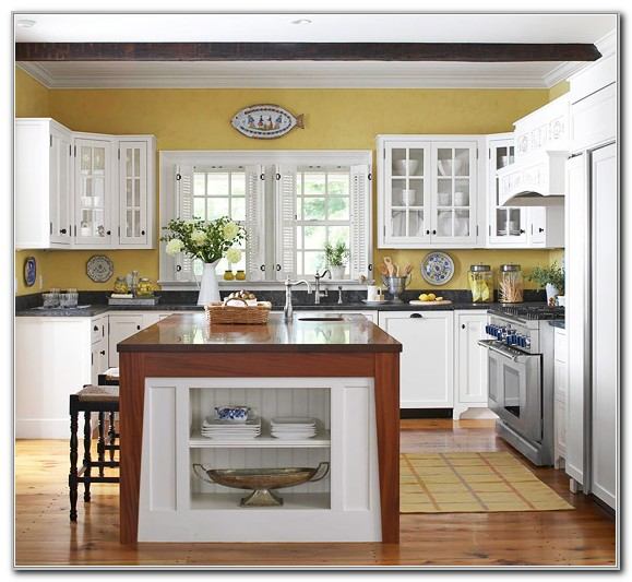 White Kitchen Cabinets Paint Ideas