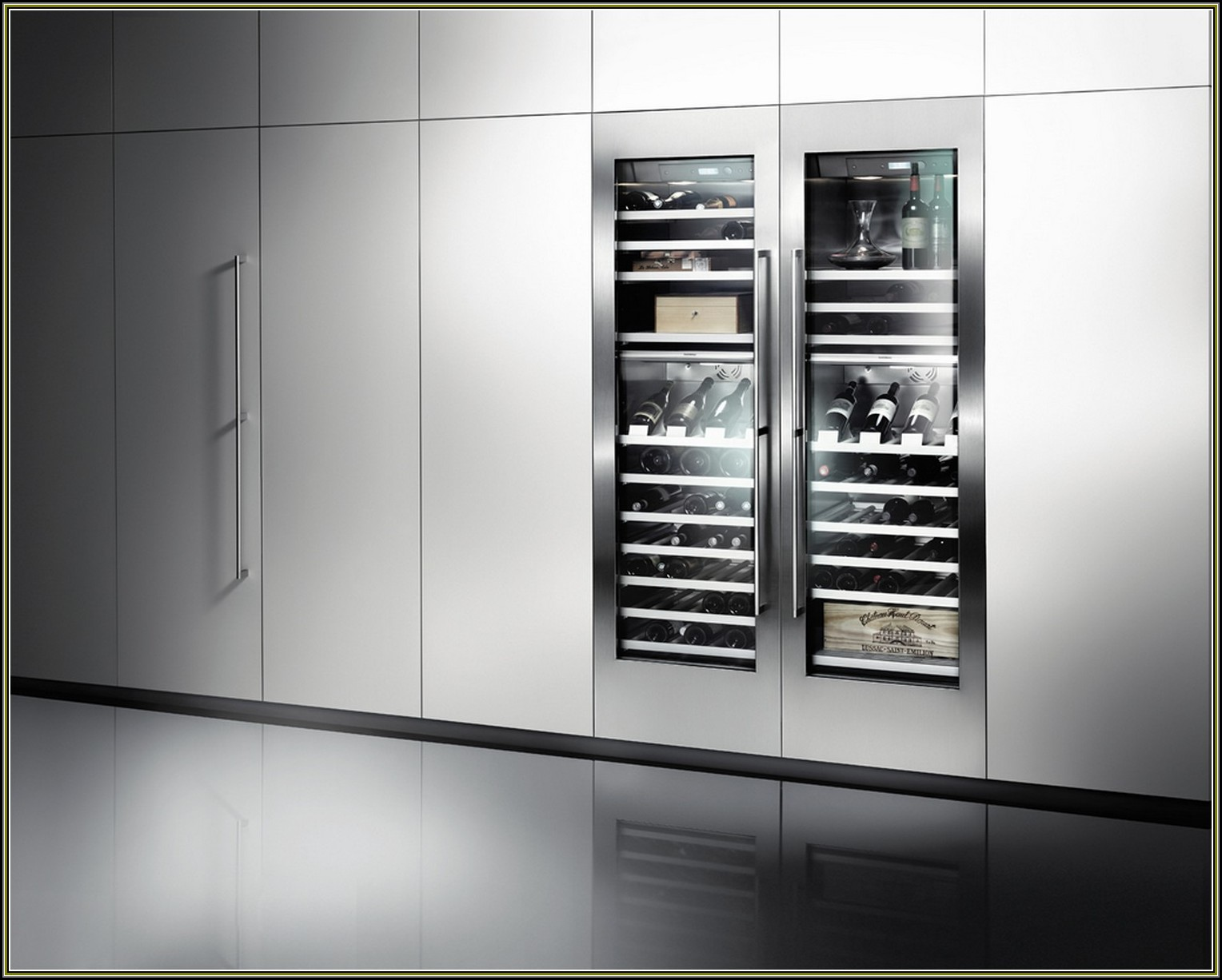 Wine Cabinet Cooler Units