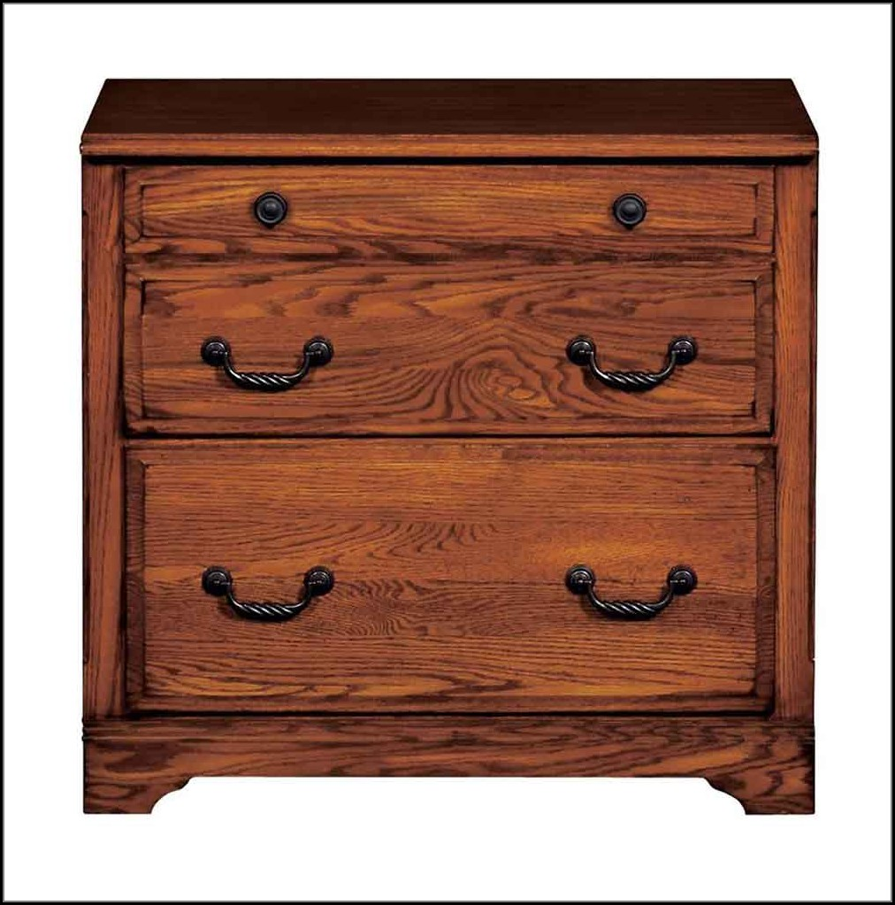 Wood File Cabinets 2 Drawer Lateral