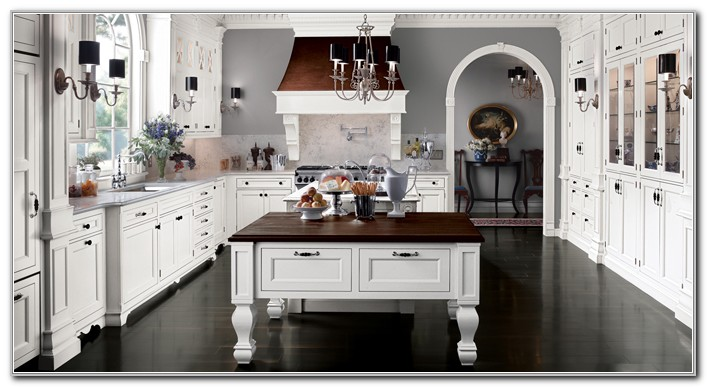 Wood Mode Kitchen Cabinets