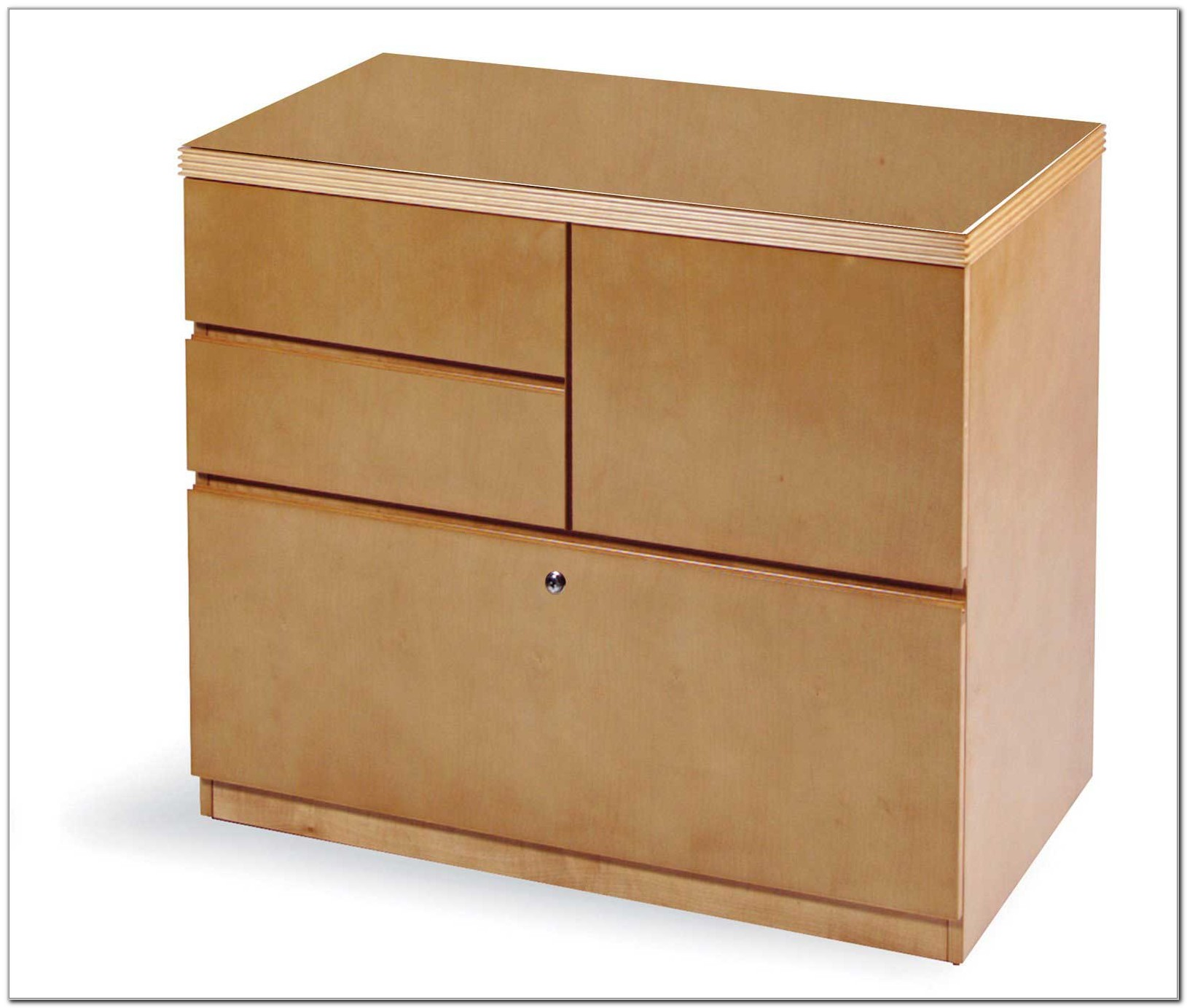 Wooden File Cabinets With Lock