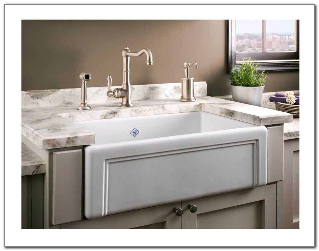 American Standard Country Kitchen Sink