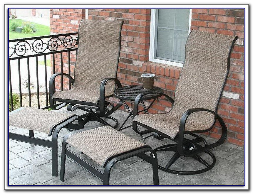 Antique Wrought Iron Patio Furniture Value