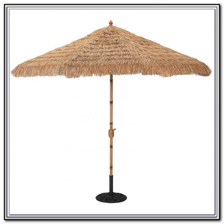 Big W Patio Umbrella