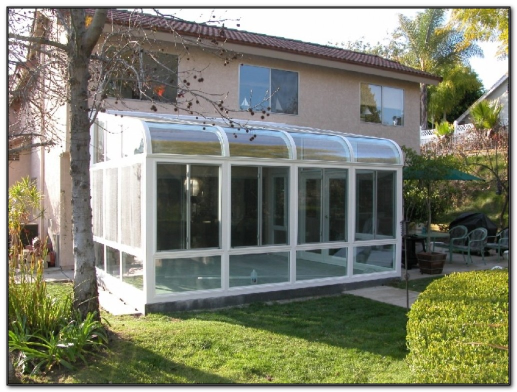 Clear Vinyl Patio Enclosures