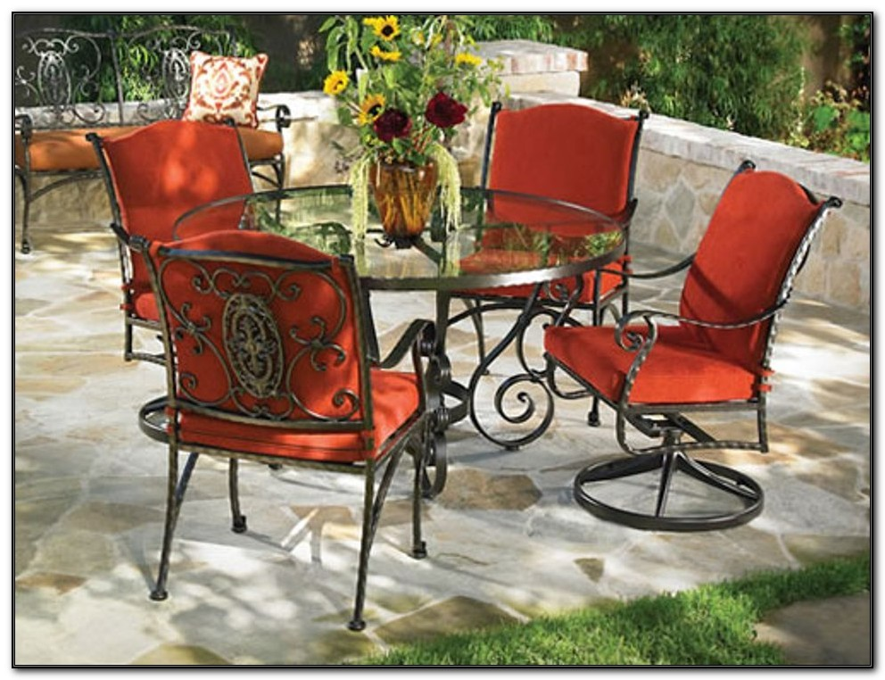 Closeout Patio Furniture Sets