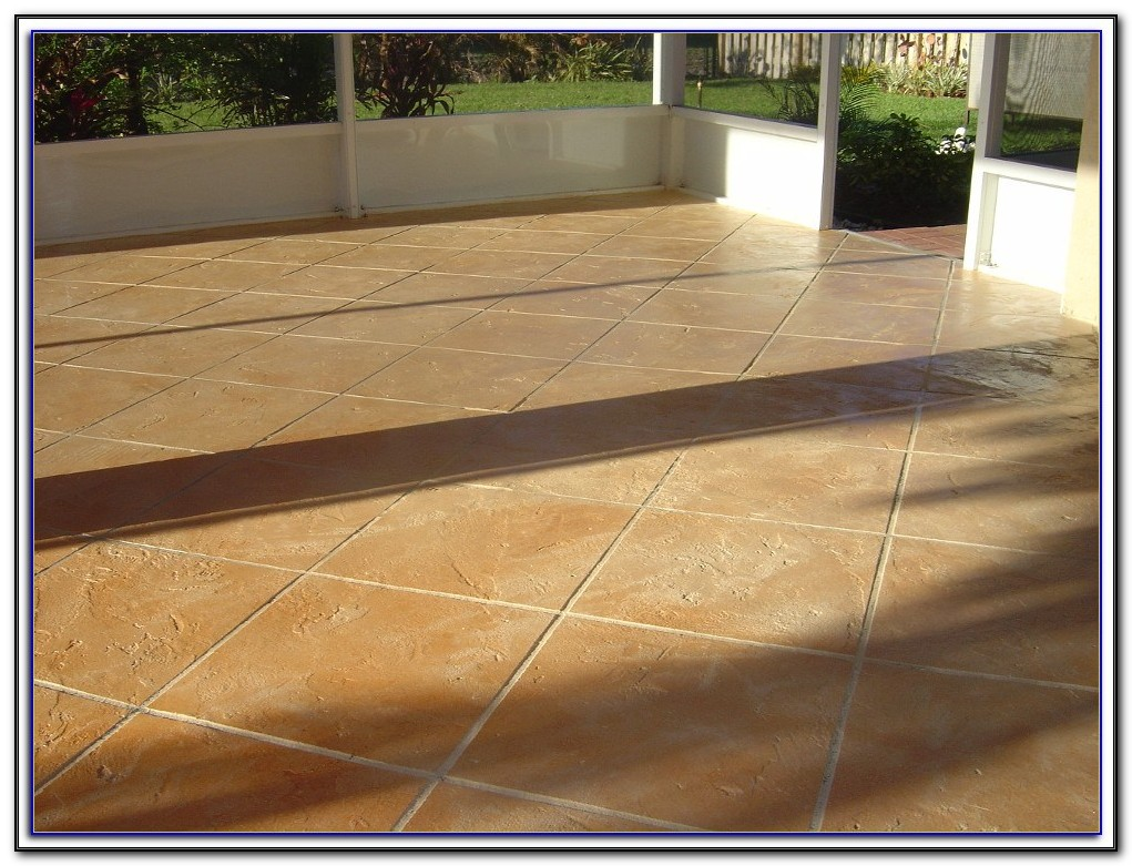 Concrete Patio Resurfacing Diy