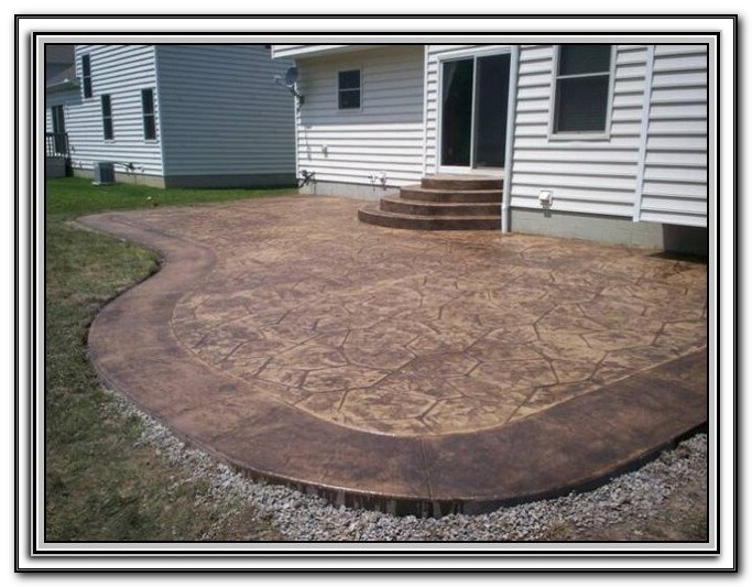 Concrete Patio Resurfacing Kits