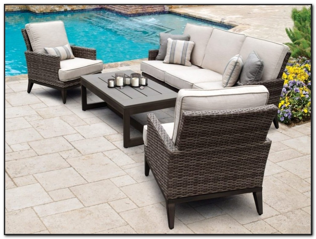 Deep Cushions Patio Furniture