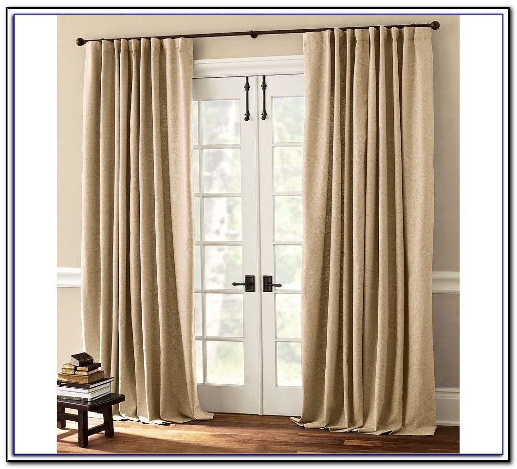 Eclipse Thermal Blackout Patio Door Curtains
