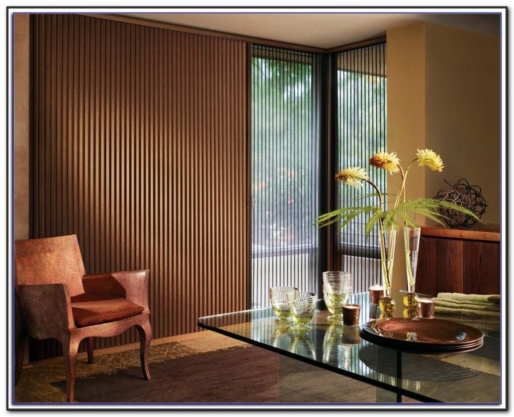 Fabric Vertical Patio Blinds