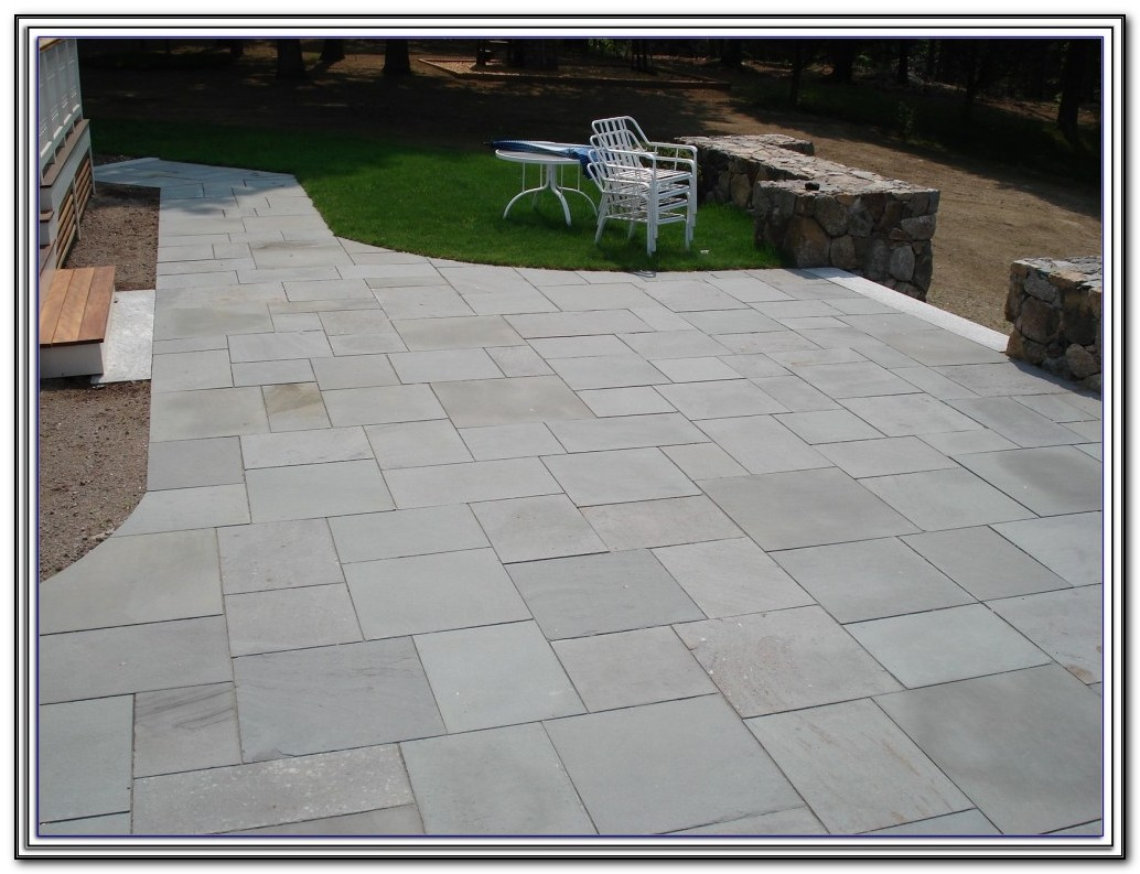 Flagstone Patio Vs Pavers