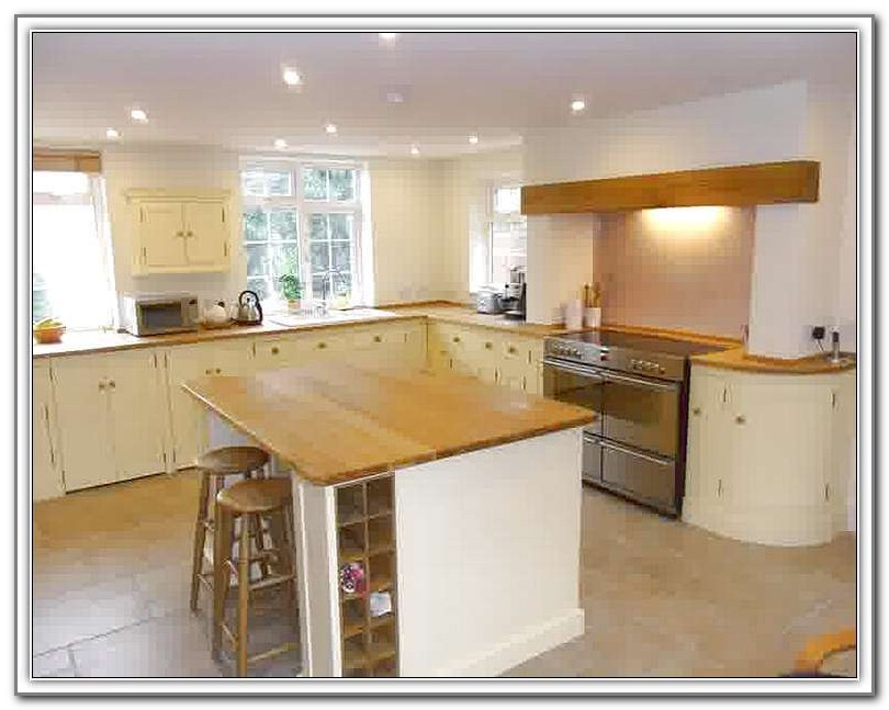 Free Standing Kitchen Island Units With Seating