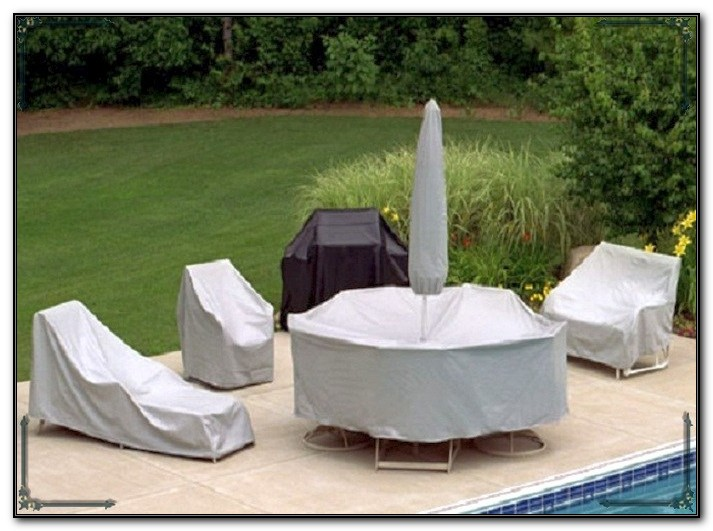 Homecrest Patio Furniture Covers