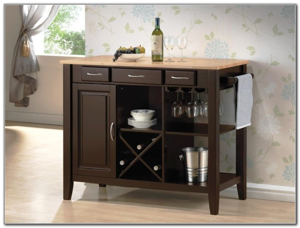 Kitchen Carts For Small Kitchens
