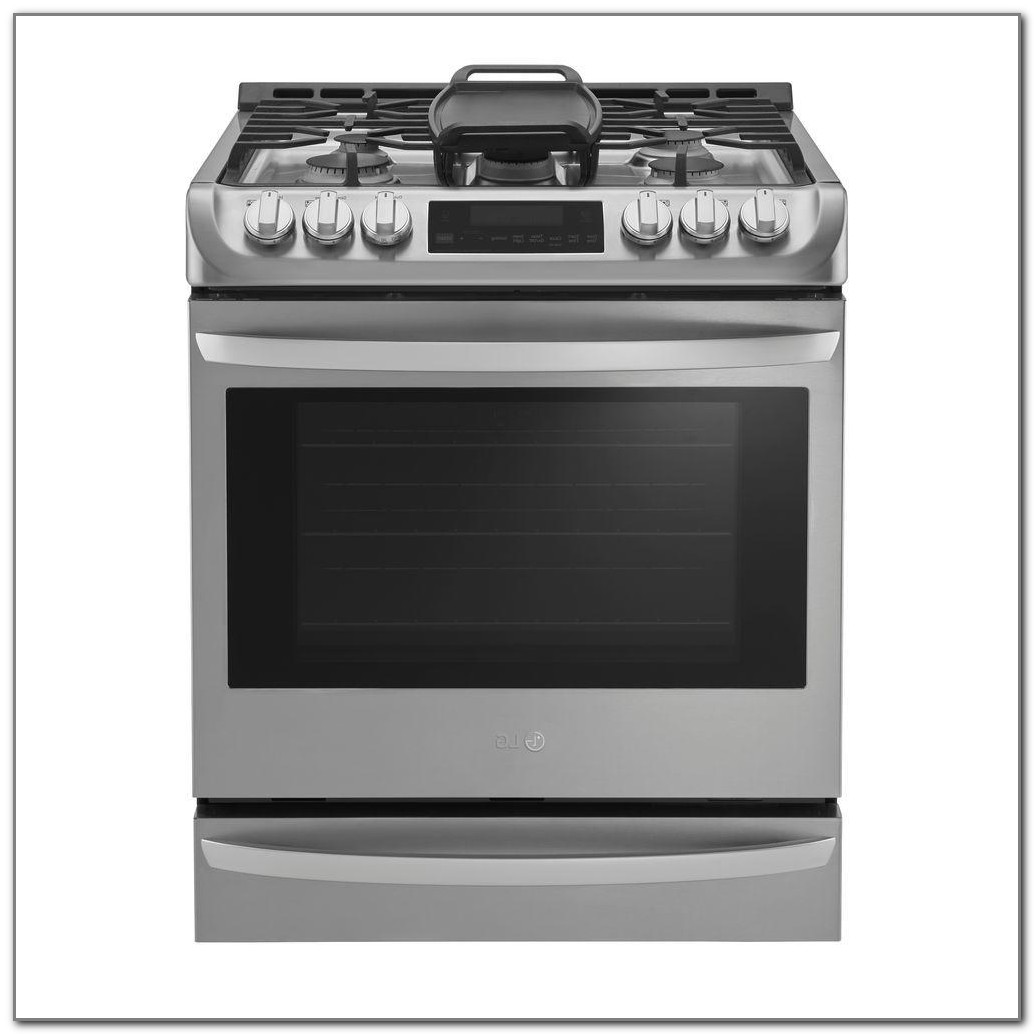 Kitchenaid Double Oven Slide In