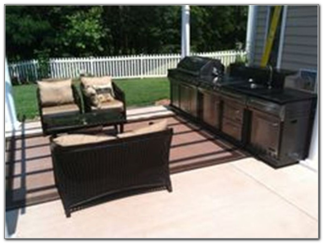 Master Forge Outdoor Kitchen Dimensions