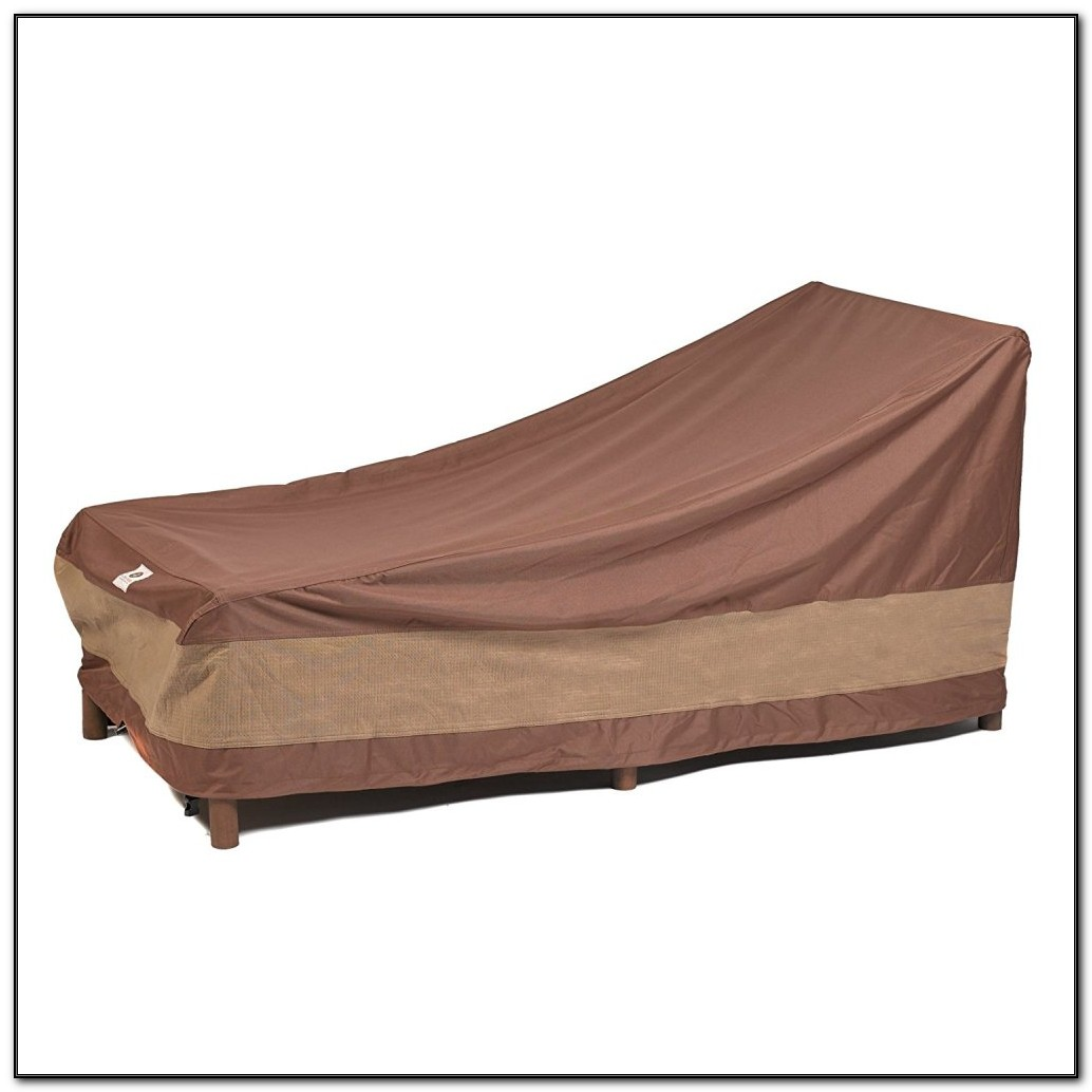 Patio Chaise Lounge Covers