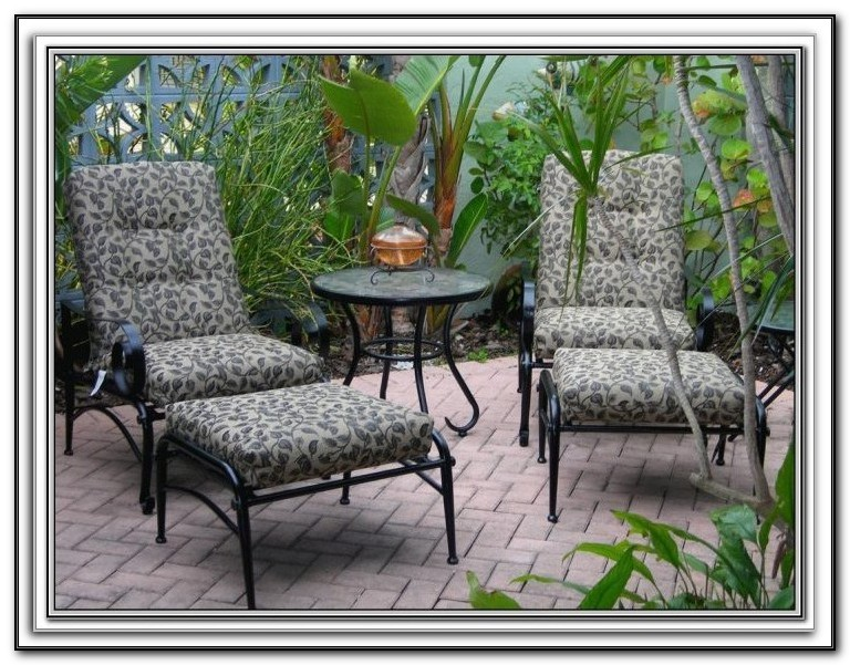 Patio Cushions Replacements Covers