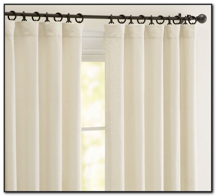 Patio Door Window Curtains