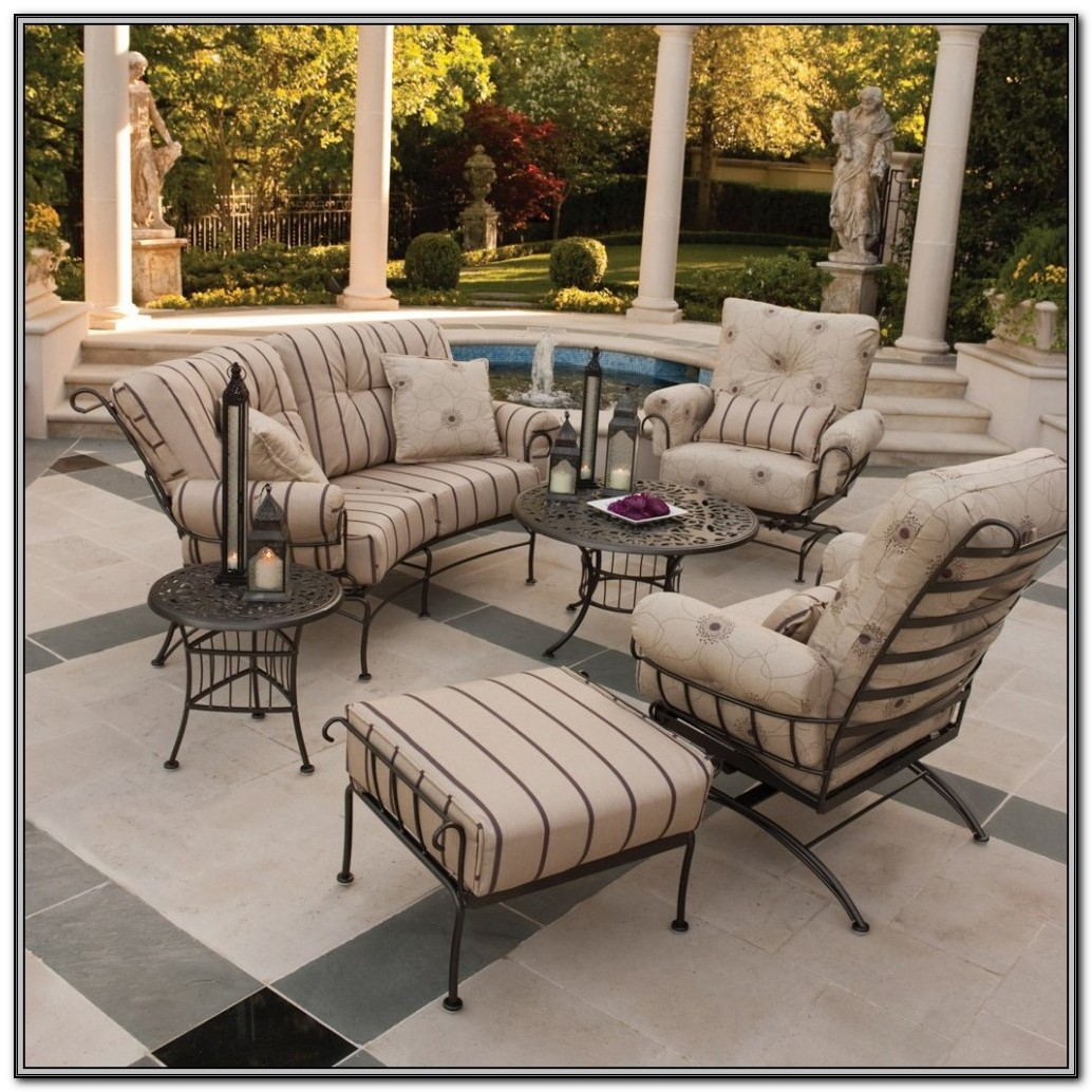 Patio Furniture Loveseat Sets